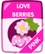 Pink Love Berries