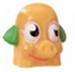 Mr Snoodle figure micro
