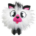 White Fang plush vivid