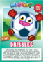 Collector card s8 dribbles