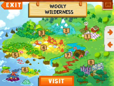 Wooly Wilderness