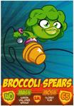 TC Broccoli Spears series 2