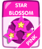 Pink Star Blossom
