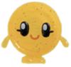 Penny figure glitter orange promo