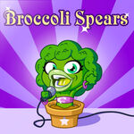 Broccoli-spears
