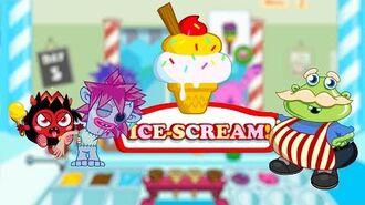 Moshi Monsters- Ice-scream Full Gameplay HD (rewritten)