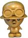 Peppy figure gold