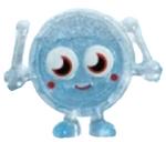 Wallop figure frostbite blue