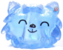 Purdy figure frostbite blue
