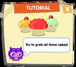 Moshling Boshling tutorial cakes