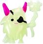 Big Bad Bill figure ghost white