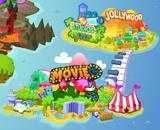Music Island Map Current