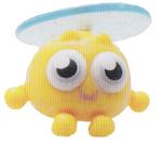 Wurley figure electric yellow