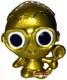 Yolka figure gold