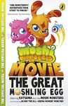 Moshi Monsters The Movie Novel cover