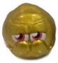 Mustachio figure gold