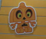 Pumpkin orange Nipper concept