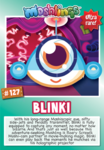 Collector card s8 blinki