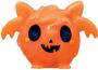 Squidge figure pumpkin orange