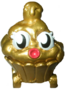 Cutie Pie food factory figure gold