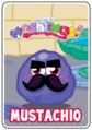 Collector card s2 mustachio