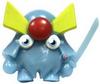 General Fuzuki figure voodoo blue