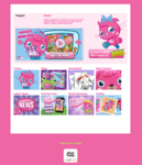 Poppet website 2013 homepage