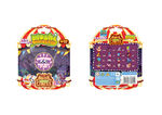 Vivid Magnificent Moshi Circus blister pack concept