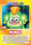 Collector card s9 mumbo