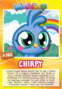 Collector card s9 chirpy