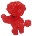 Fifi figure glitter red