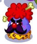 Mustachio Clump