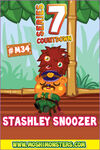 Countdown card s7 stashley snoozer
