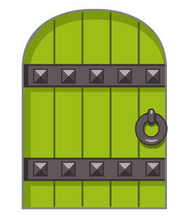 Behind the green doors wiki