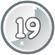Level 19 icon