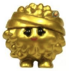 Boomer figure gold