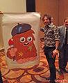 Walls360 Las Vegas Licensing Expo Acton