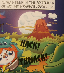 A2013 Mount Krakkablowa