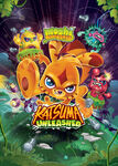Katsuma Unleashed official art cover