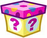 Vivid mystery box oddie