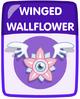 Winged Wallflower