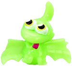 Gurgle figure scream green
