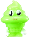 Coolio figure scream green