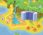 Sandy Drain Hotel mapped