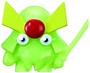 General Fuzuki figure scream green