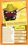 Top trump orange Beau Squiddly