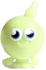 Cherry Bomb figure scream green