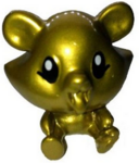 Blue Jeepers figure gold