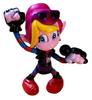 Candy Container Missy Kix figure