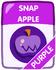 Purple Snap Apple